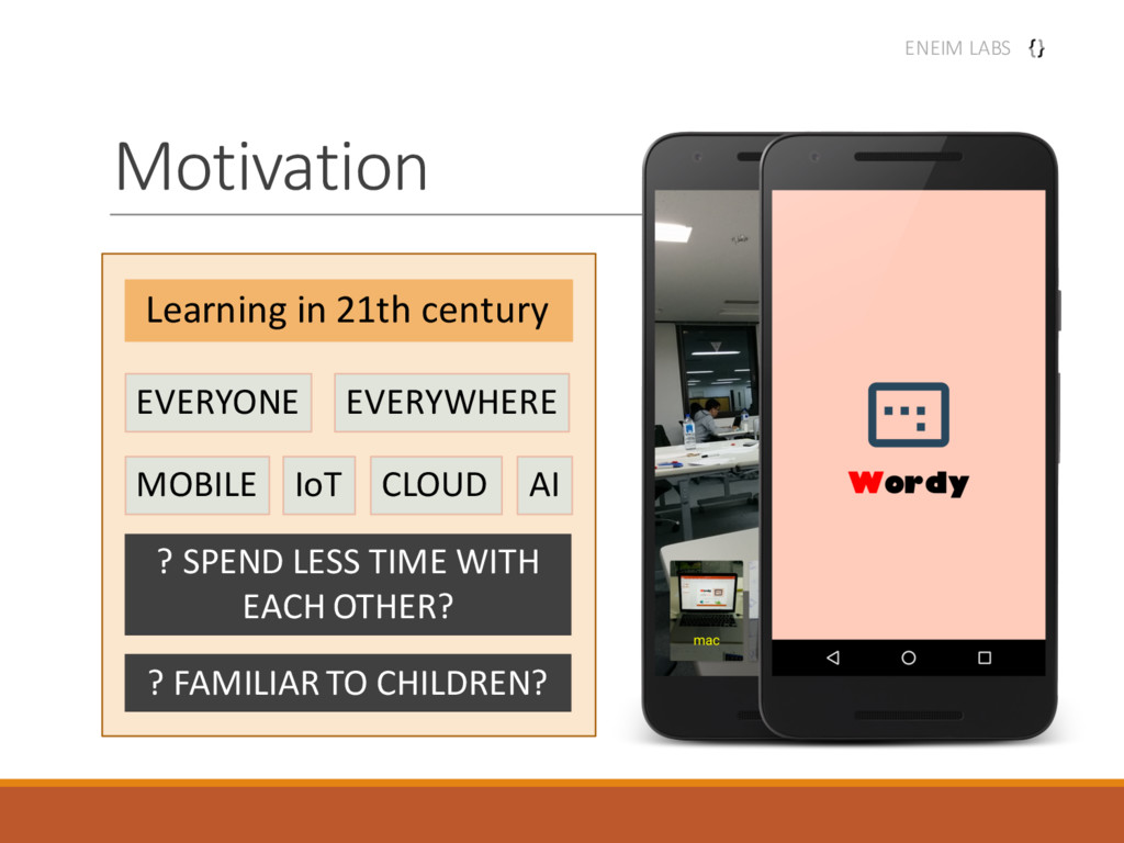 Motivation Learning in 21th century EVERYONE EV...