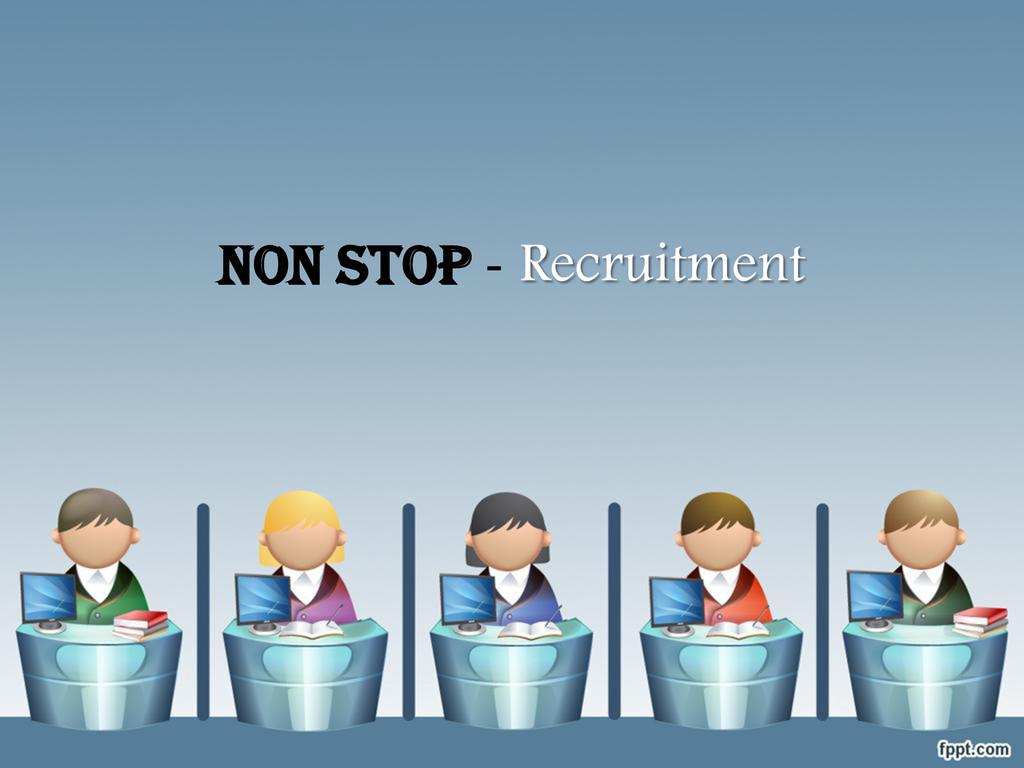 NON STOP - Recruitment