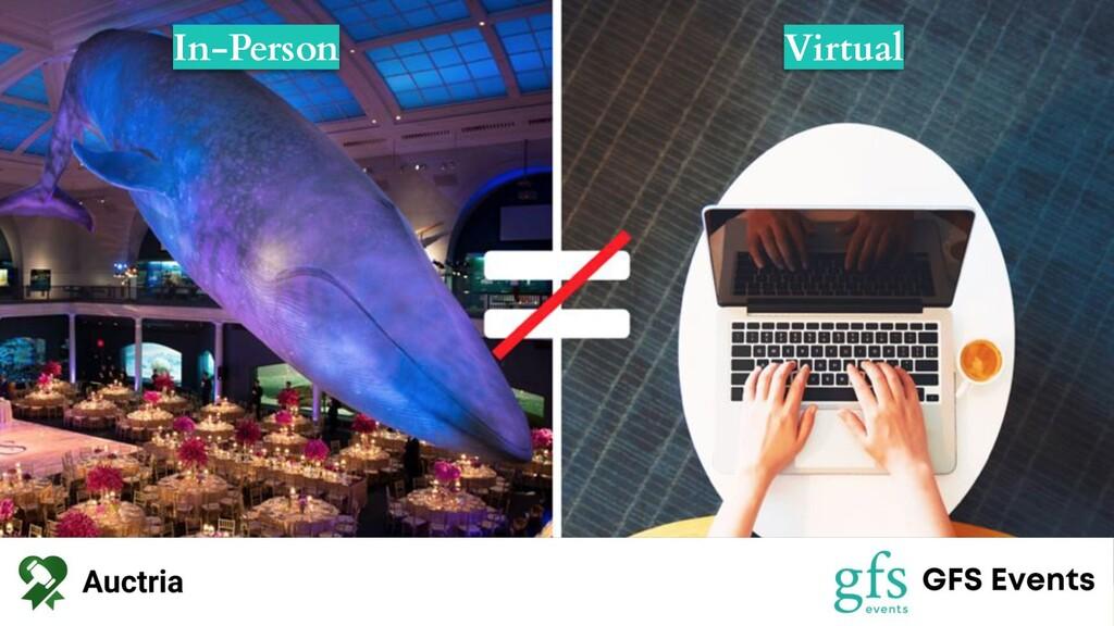 In-Person Virtual