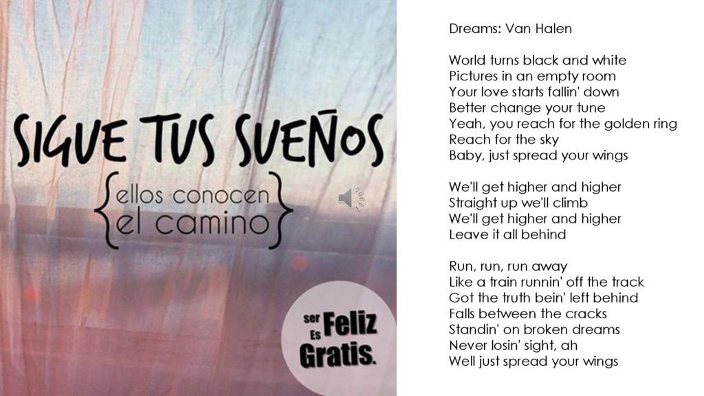 Dreams: Van Halen World turns black and white P...