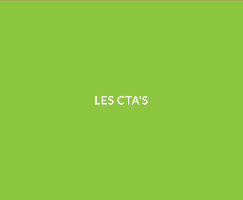 LES CTA'S