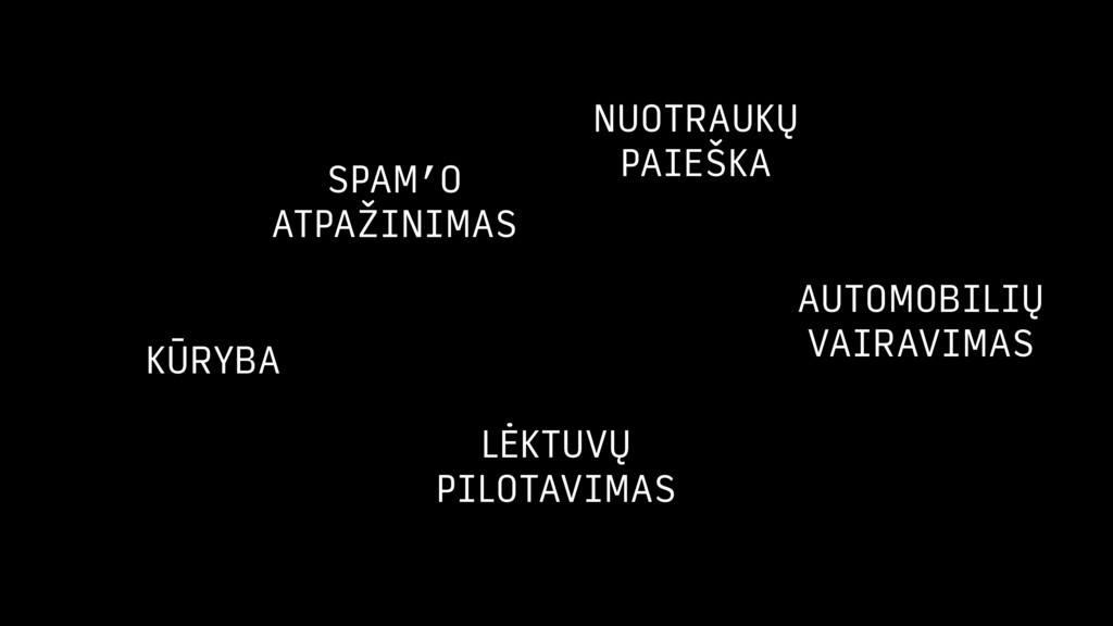 SPAM'O ATPAŽINIMAS NUOTRAUKŲ PAIEŠKA AUTOMOBILI...