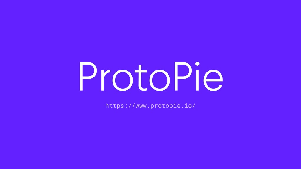 ProtoPie https://www.protopie.io/
