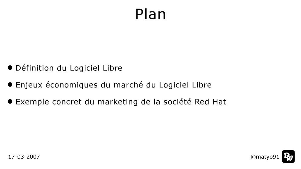 Définition du Logiciel Libre   Enjeux économiqu...