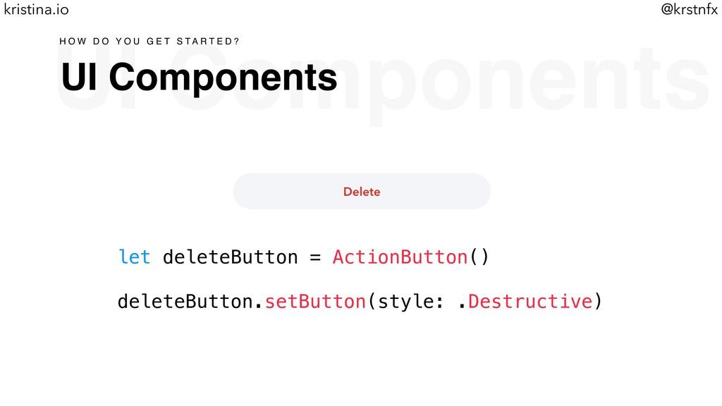 @krstnfx kristina.io UI Components UI Component...