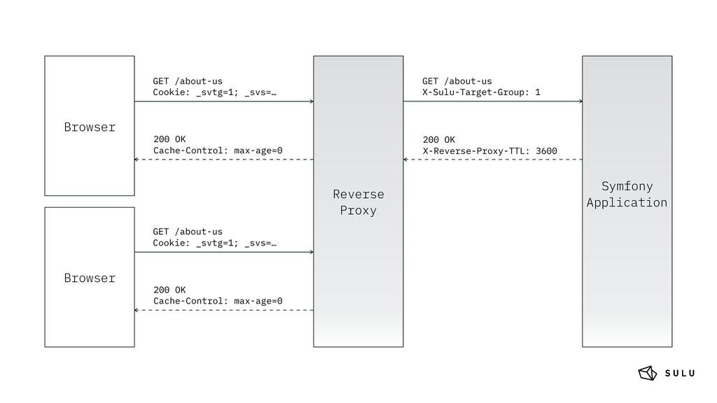 Reverse Proxy Symfony Application Browser GET /...