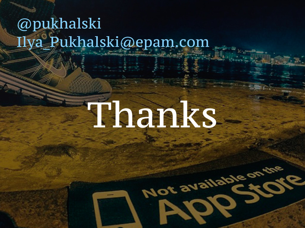 Thanks @pukhalski Ilya_Pukhalski@epam.com