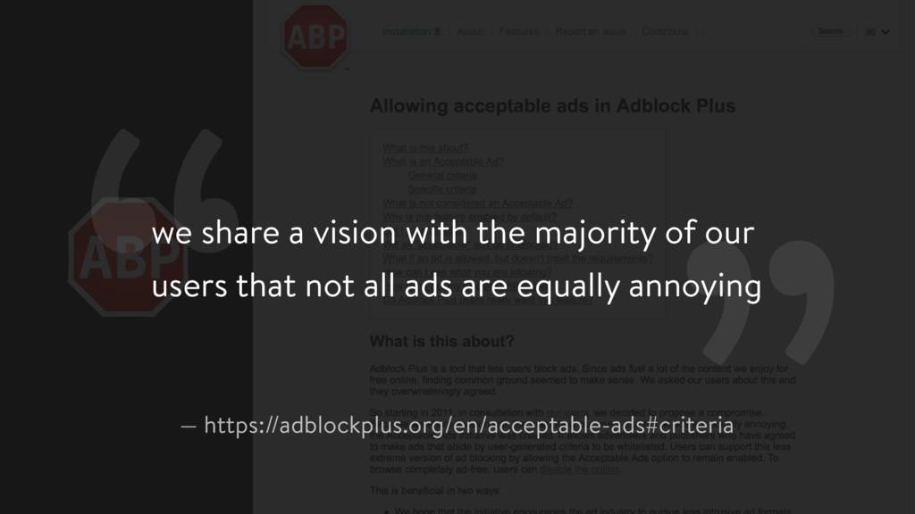 — https://adblockplus.org/en/acceptable-ads#cri...