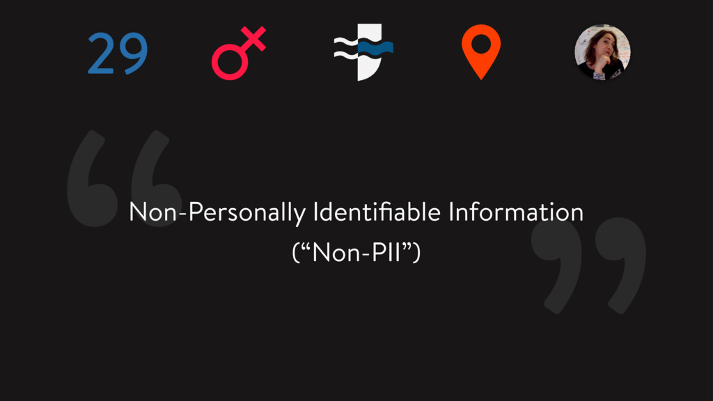 """ 29 Non-Personally Identifiable Information (""N..."