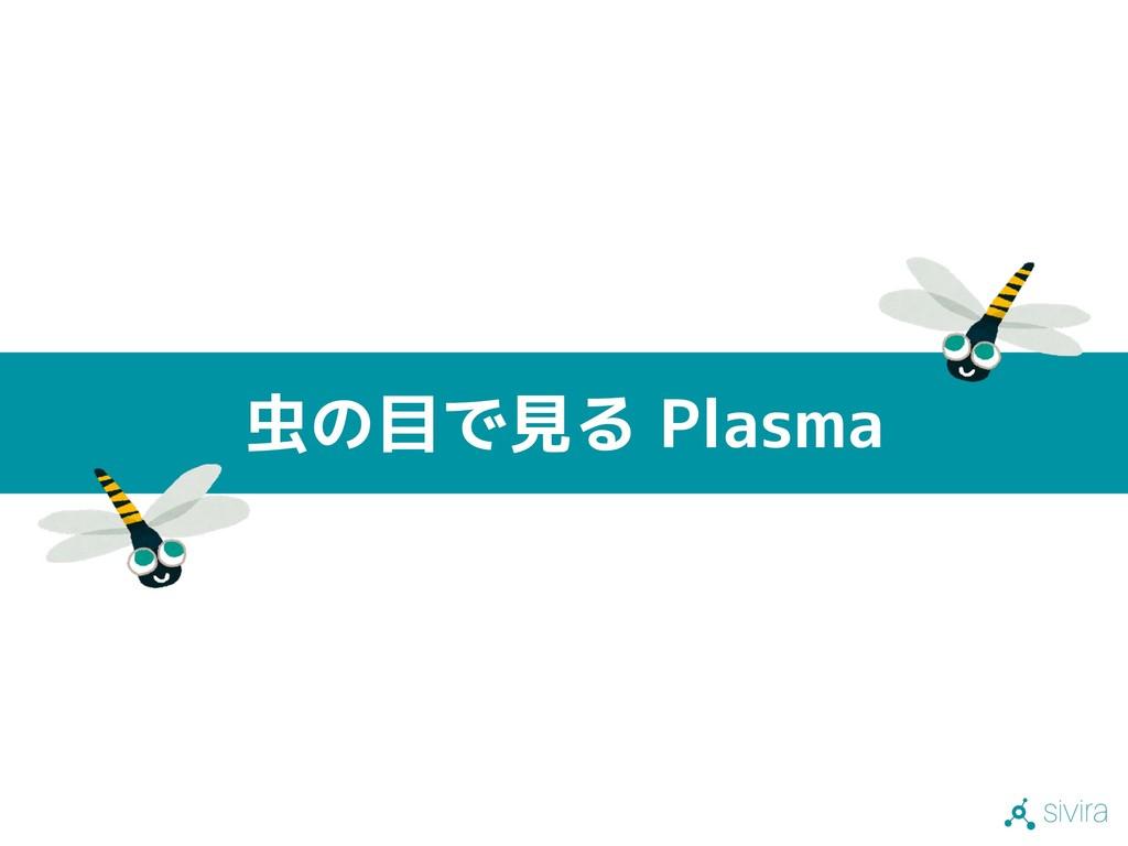 sivira 虫の目で見る Plasma