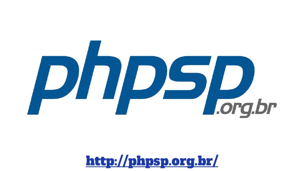 http://phpsp.org.br/