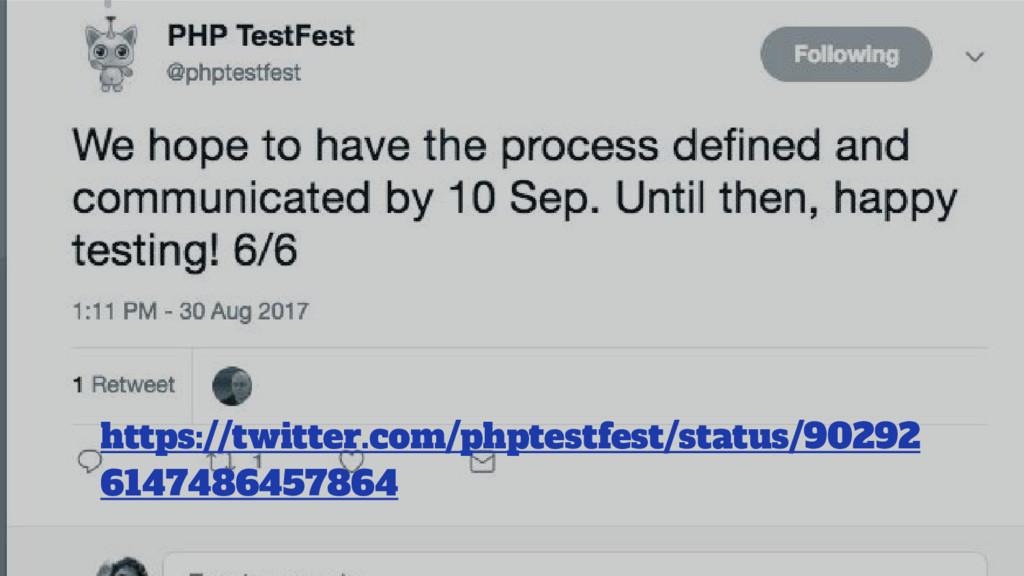 https://twitter.com/phptestfest/status/90292 61...