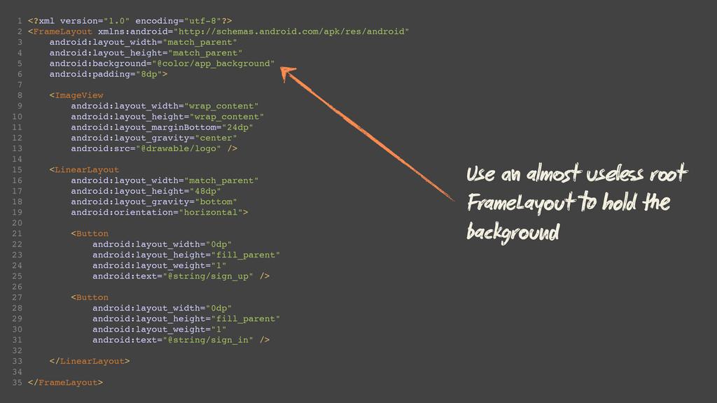 "1 <?xml version=""1.0"" encoding=""utf-8""?> 2 <Fra..."