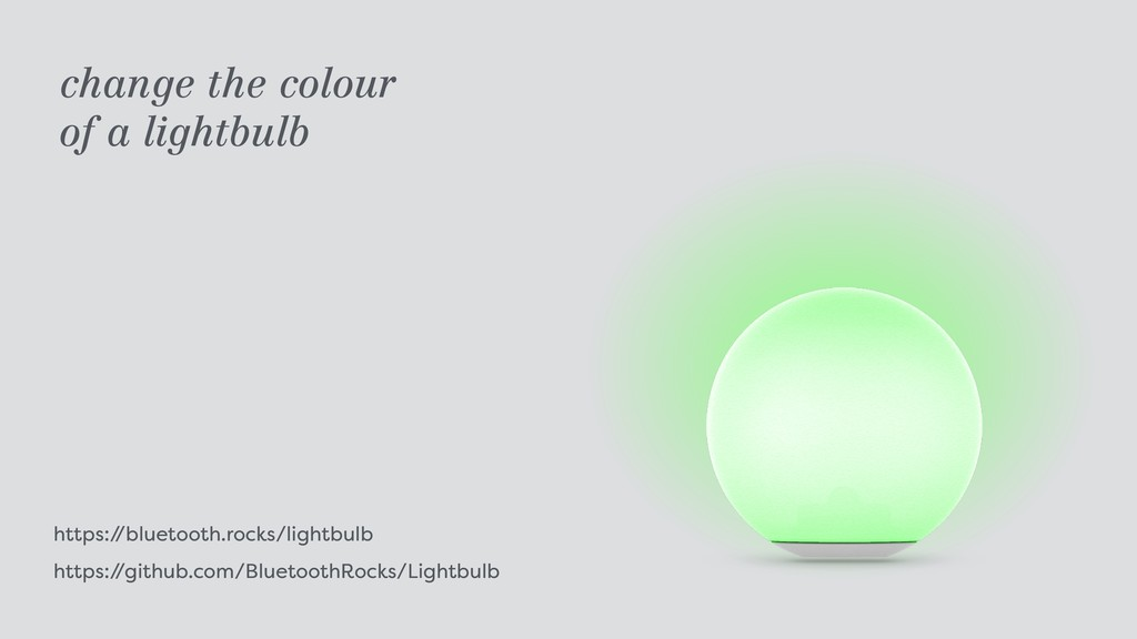 https:/ /bluetooth.rocks/lightbulb