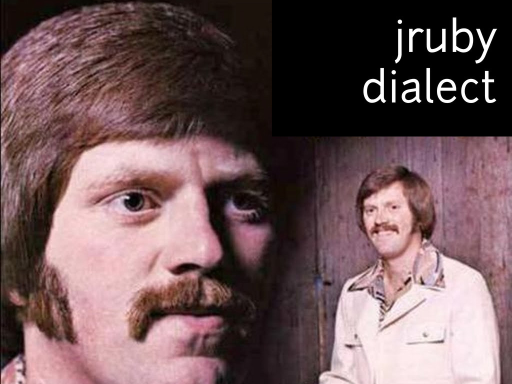jruby dialect