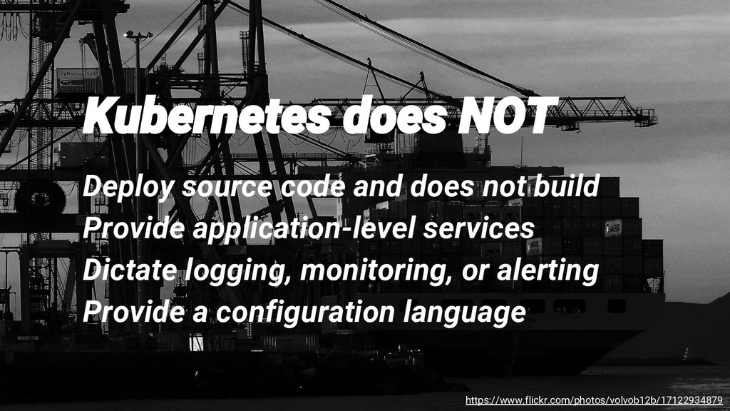 Deploy source code and does not build Provide a...