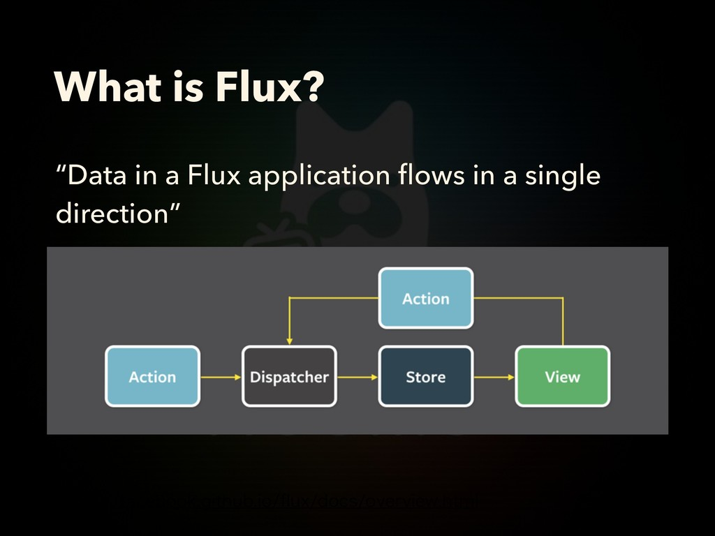 What is Flux? IUUQTGBDFCPPLHJUIVCJPqVYEP...