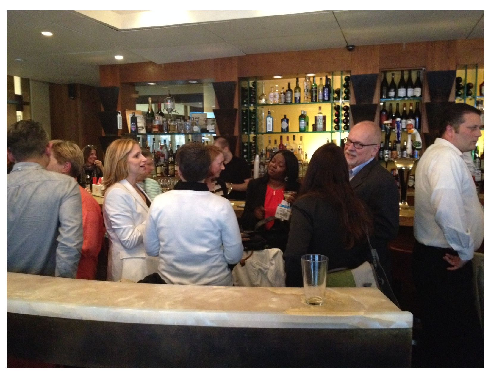 Knowledge 10% Personality 90%
