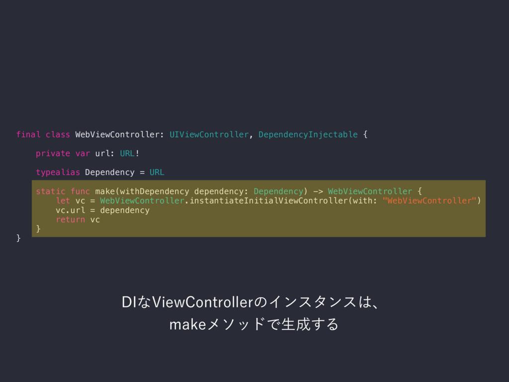 final class WebViewController: UIViewController...