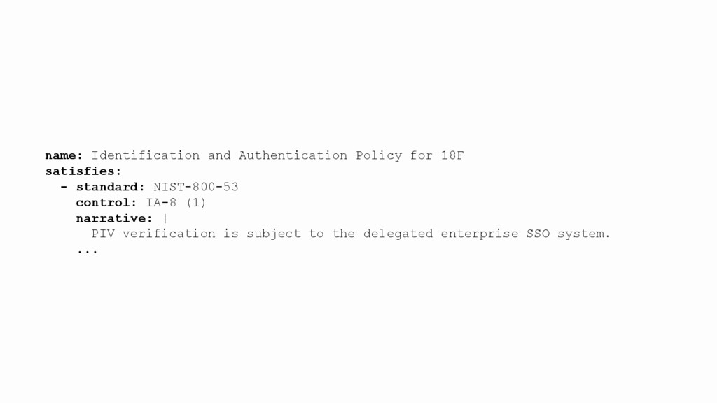 name: Identification and Authentication Policy ...