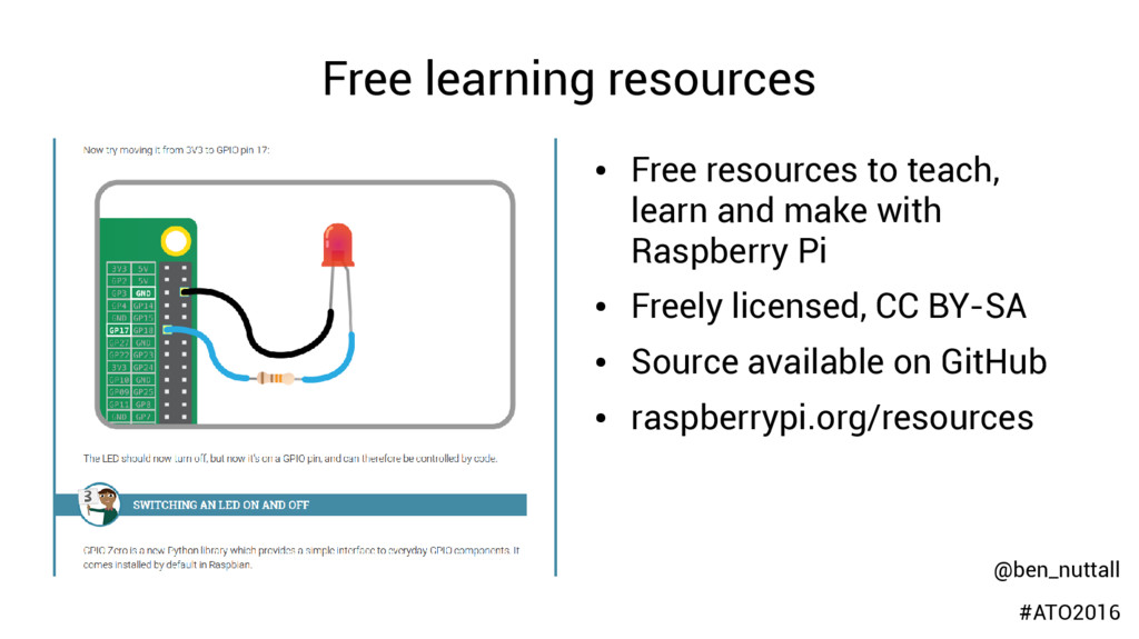 Free learning resources ● Free resources to tea...