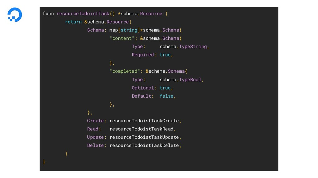 func resourceTodoistTask() *schema.Resource { r...