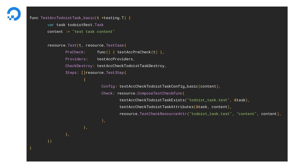 func TestAccTodoistTask_basic(t *testing.T) { v...