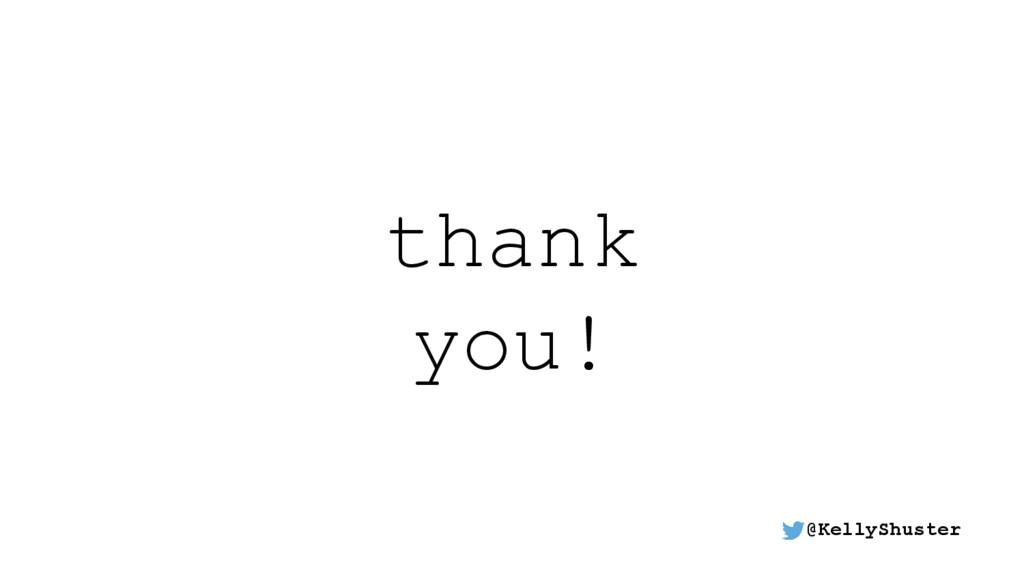@KellyShuster thank you!