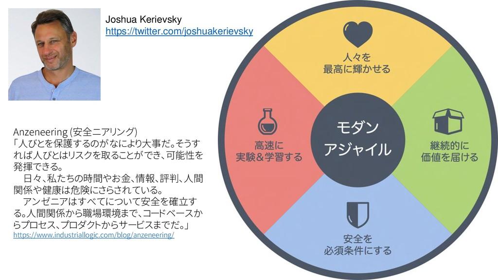 Joshua Kerievsky https://twitter.com/joshuakeri...