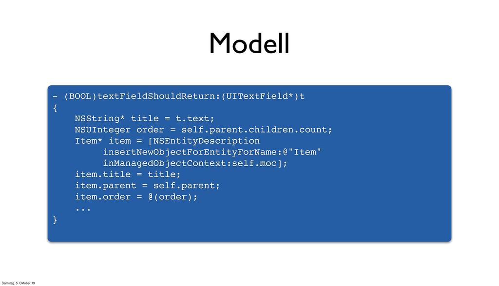 - (BOOL)textFieldShouldReturn:(UITextField*)t {...