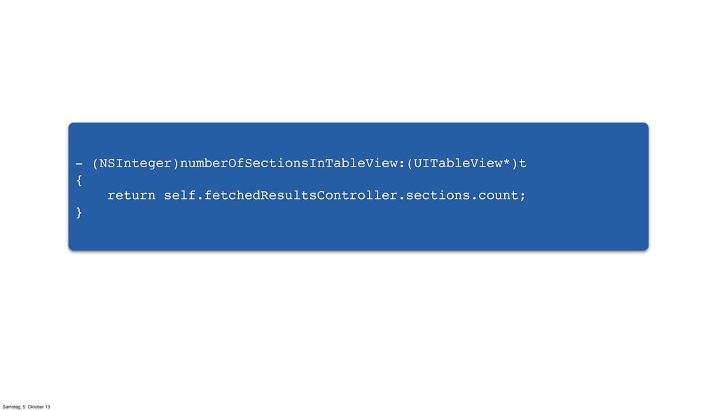 - (NSInteger)numberOfSectionsInTableView:(UITab...