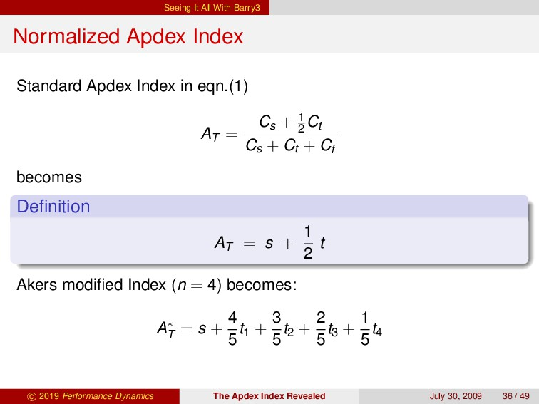 Seeing It All With Barry3 Normalized Apdex Inde...