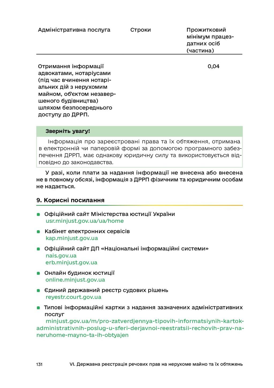 131 VI. Державна реєстрація речових прав на нер...