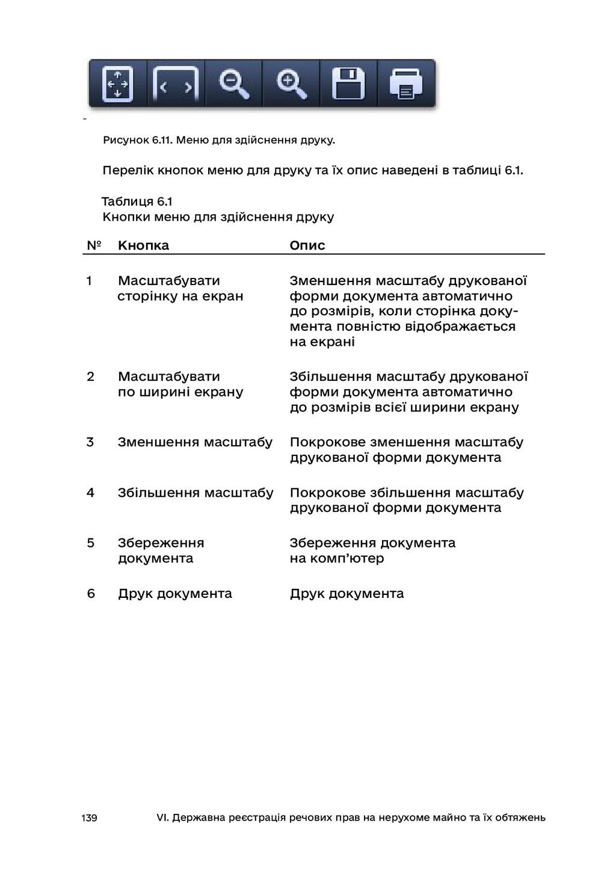 139 VI. Державна реєстрація речових прав на нер...