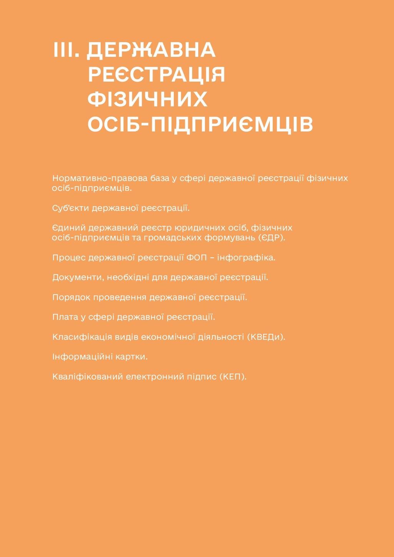 43 III. Державна реєстрація фізичних осіб-підпр...