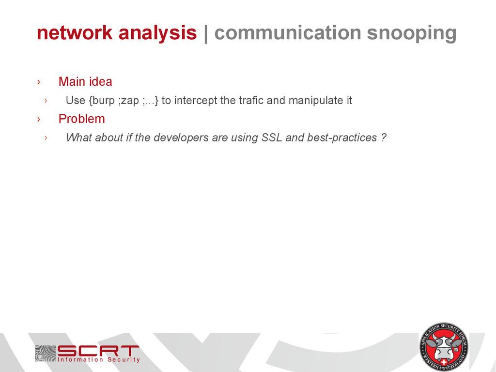 network analysis   communication snooping › Mai...