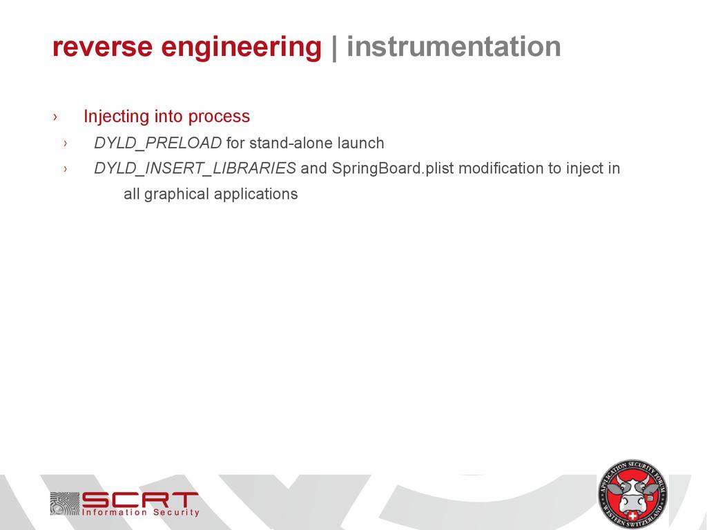 reverse engineering   instrumentation › Injecti...