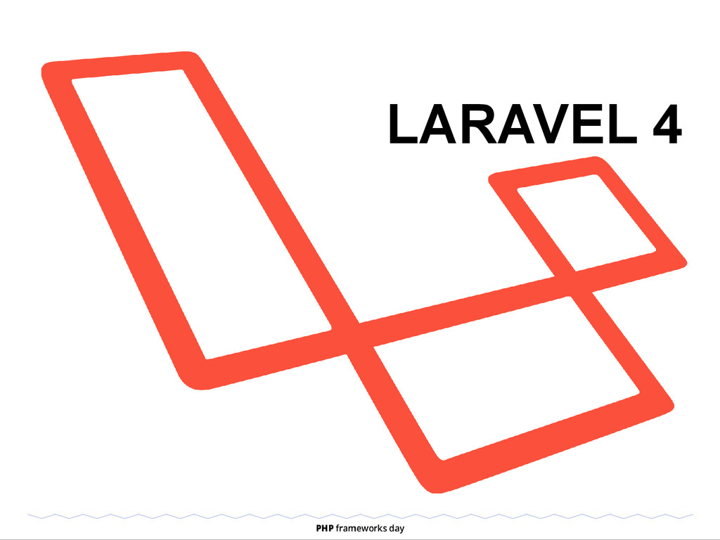 LARAVEL 4