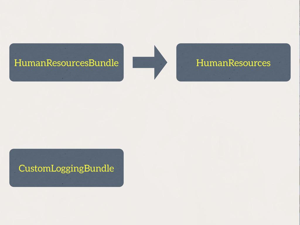HumanResources CustomLoggingBundle HumanResourc...