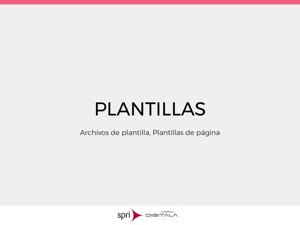 PLANTILLAS Archivos de plantilla, Plantillas de...