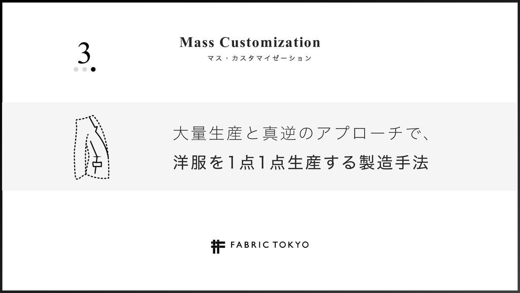 3 Ϛ ε ɾ Χ ε λ Ϛ Π θ ʔ γ ϣ ϯ Mass Customization ...