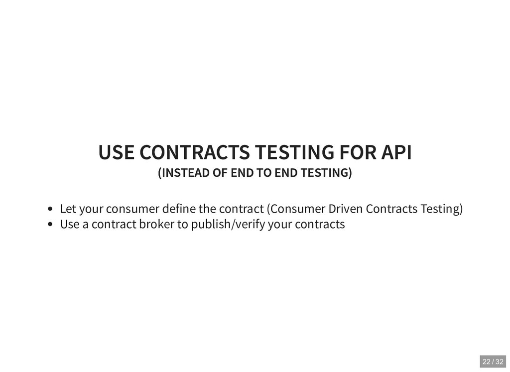 USE CONTRACTS TESTING FOR API USE CONTRACTS TES...
