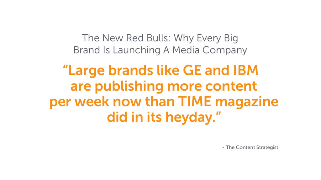 The New Red Bulls: Why Every Big Brand Is Launc...