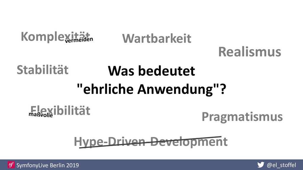 @el_stoffel SymfonyLive Berlin 2019 Was bedeute...
