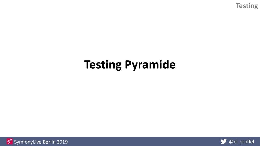 @el_stoffel SymfonyLive Berlin 2019 Testing Pyr...