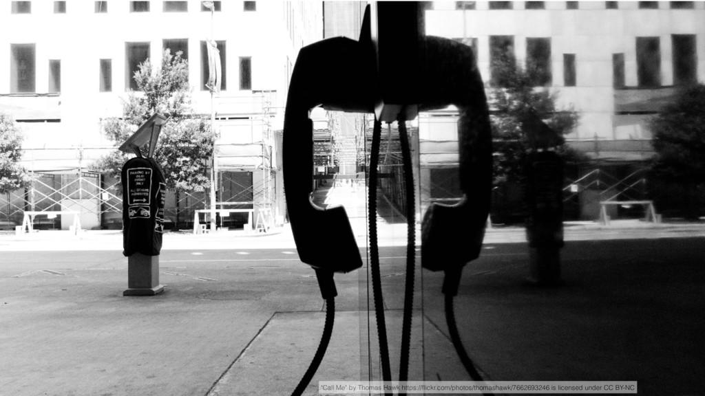 """Call Me"" by Thomas Hawk https://flickr.com/phot..."