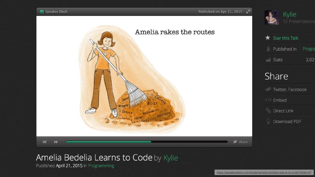 https://speakerdeck.com/kyfast/amelia-bedelia-l...