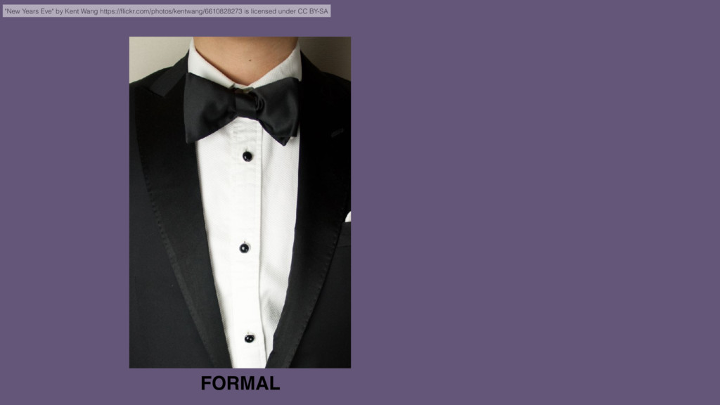 """FORMAL """"New Years Eve"""" by Kent Wang https://flic..."""