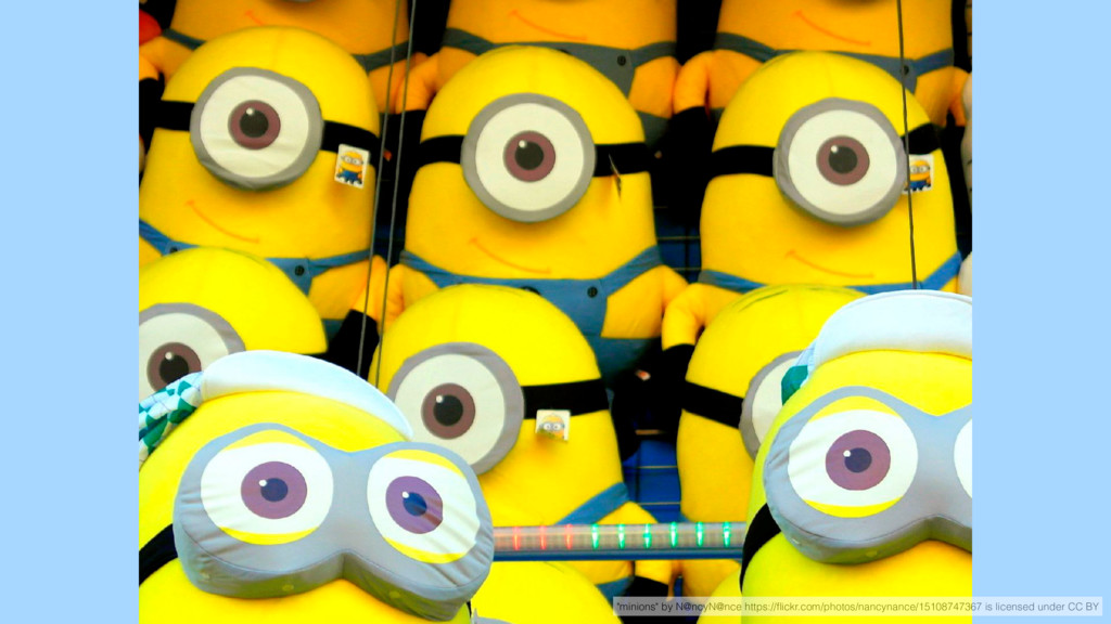 """""""minions"""" by N@ncyN@nce https://flickr.com/photo..."""