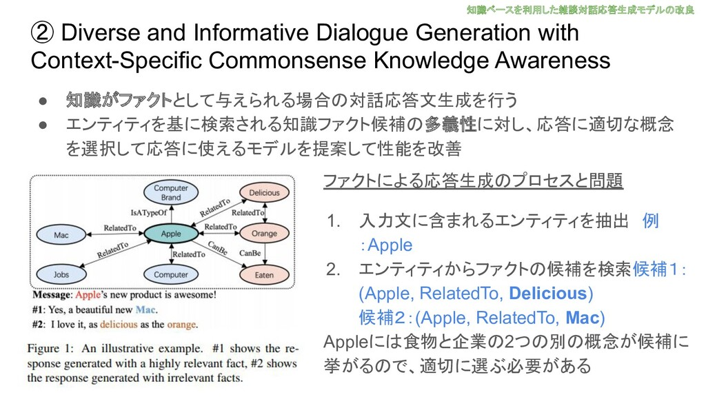 ② Diverse and Informative Dialogue Generation w...